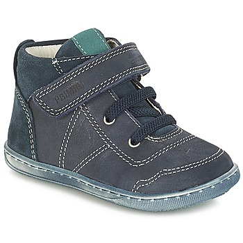 Shoes Boy Mid boots Primigi PALMER Blue