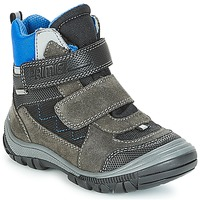 Shoes Boy Snow boots Primigi (enfant) PNA 24355 GORE-TEX Grey / Blue