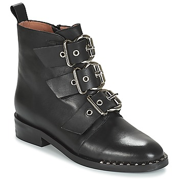 Shoes Women Mid boots Jonak DIRCE Black