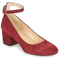 Shoes Women Court shoes Jonak VESPA Red