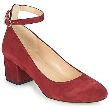 Shoes Women Court shoes Jonak VESPA Red