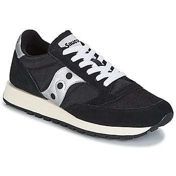 Shoes Low top trainers Saucony JAZZ ORIGINAL VINTAGE Black / White