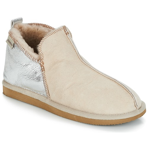 Shoes Women Slippers Shepherd ANNIE White