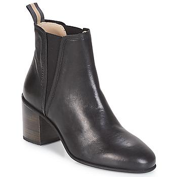 Shoes Women Ankle boots Marc O'Polo CAROLINA Black