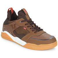 Shoes Men Low top trainers Globe TILT EVO Brown