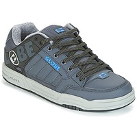 Shoes Men Low top trainers Globe TILT Ebony / Grey