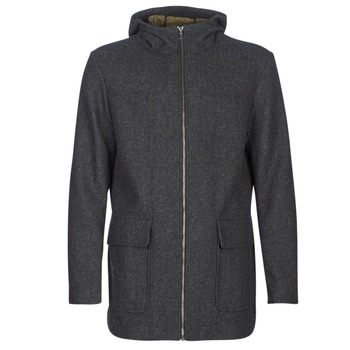 material Men coats Sisley FEDVUN Grey