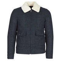 material Men coats Sisley FADVIN Grey