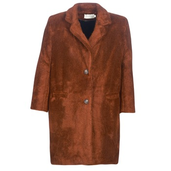 material Women coats See U Soon REVENTA Brown