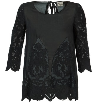 material Women Blouses Stella Forest ALANE Black
