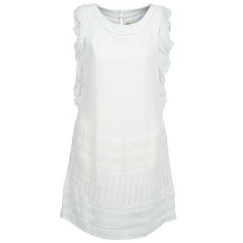 material Women Short Dresses Stella Forest AUDRENE White