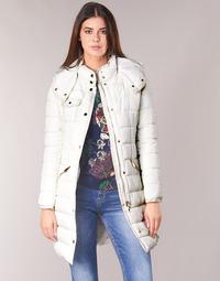 material Women Duffel coats Desigual INGA White