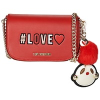 Bags Women Shoulder bags Love Moschino JC4074PP16 Red