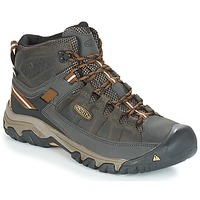 Shoes Men Hiking shoes Keen TARGHEE III MID WP Kaki