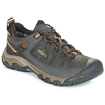 Shoes Men Hiking shoes Keen TARGHEE III WP Kaki