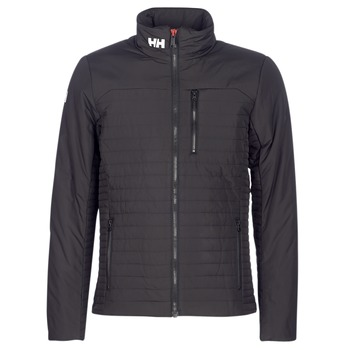 material Men Blouses Helly Hansen CREW INSULATOR JACKET Black
