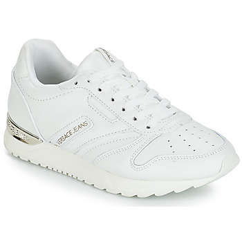 Shoes Women Low top trainers Versace Jeans TAPADO White
