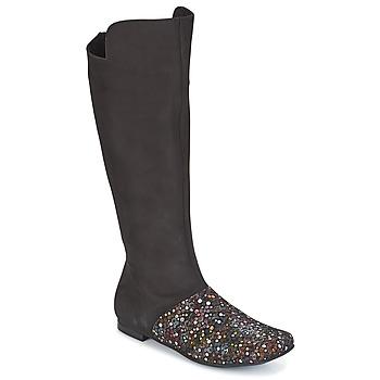Shoes Women Boots Papucei MALVA Black