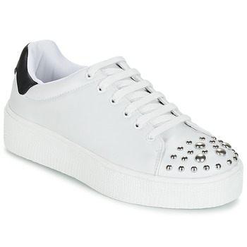 Shoes Women Low top trainers Vero Moda SITTA SNEAKER White