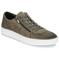Shoes Men Low top trainers HUGO FUTURISM TENNIS Grey