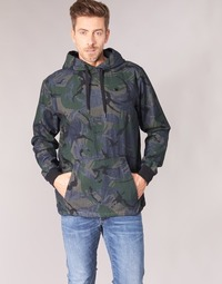 material Men Blouses G-Star Raw STOR ANORAK OVERSHIRT Blue / Green