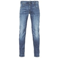 material Men slim jeans G-Star Raw D-STAQ 5-PKT SLIM Blue / Medium / Indigo / Aged