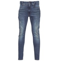 material Men Skinny jeans G-Star Raw D-STAQ 3D SKINNY Blue / Dark / Aged / Antic / Destroy