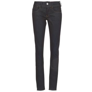 material Women Skinny jeans G-Star Raw LYNN MID SKINNY Blue / Dark / Aged