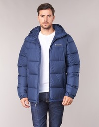 material Men Duffel coats Columbia PIKE LAKE HOODED JACKET Marine