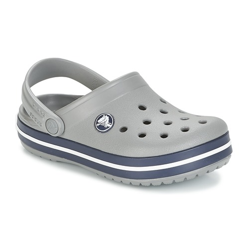 Shoes Children Clogs Crocs CROCBAND CLOG K Grey / Marine