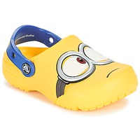 Shoes Children Clogs Crocs CROCS FUNLAB MINIONS CLOG Yellow