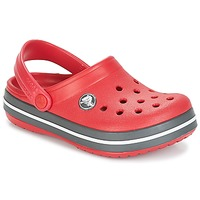 Shoes Children Clogs Crocs CROCBAND CLOG KIDS Red