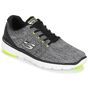 Shoes Men Low top trainers Skechers FLEX ADVANTAGE 3.0 Grey