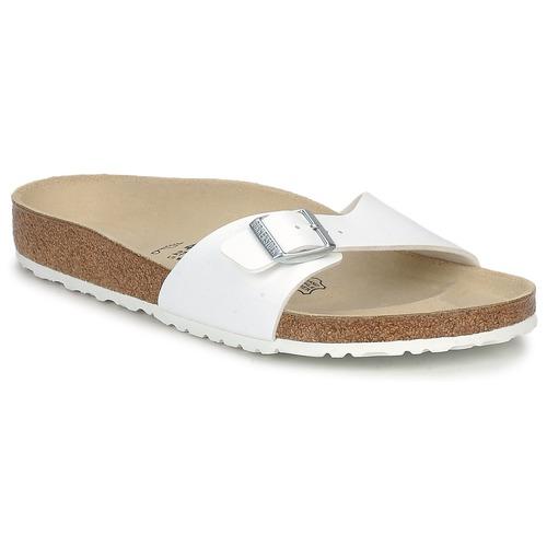 Shoes Men Mules Birkenstock MADRID White
