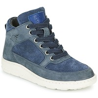 Shoes Boy High top trainers Bullboxer LAVINO Blue