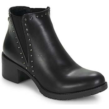 Shoes Women Ankle boots LPB Shoes LAURA Black