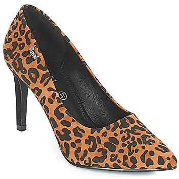 Shoes Women Court shoes Kaporal SILIA Leopard