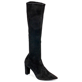 Shoes Women Boots Perlato JEANY Cam / Stretch / Black