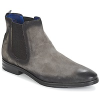Shoes Men Mid boots Daniel Hechter ZAFILO Grey