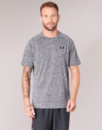 material Men short-sleeved t-shirts Under Armour UA TECH SS TEE Grey