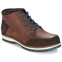 Shoes Men Mid boots Lumberjack ROMAN Brown