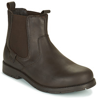 Shoes Men Mid boots Lumberjack CARSON Brown