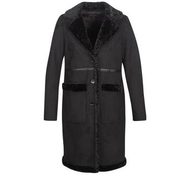 material Women coats Oakwood PORTOBELLO Black