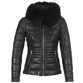 material Women Duffel coats Oakwood JELLY Black