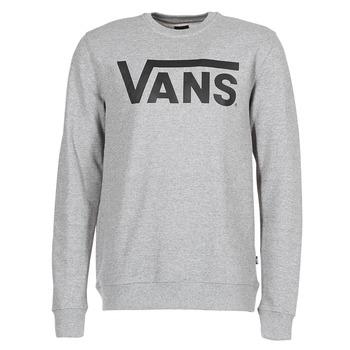 material Men sweaters Vans VANS CLASSIC CREW Grey
