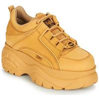 Shoes Women Low top trainers Buffalo NOUMERA Camel