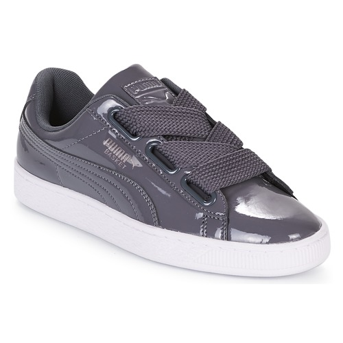 Puma Iron WN BASKET HEART PATENT.IRO Iron Puma Free delivery with Spartoo   392f44