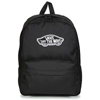 Bags Women Rucksacks Vans REALM BACKPACK Black