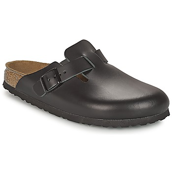 Shoes Men Clogs Birkenstock BOSTON Black
