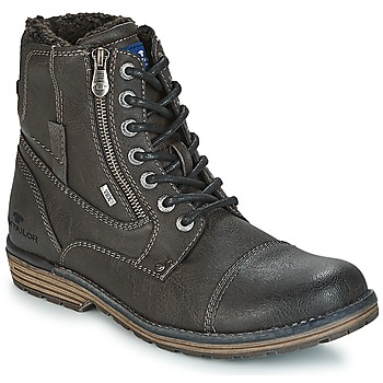 Shoes Men Mid boots Tom Tailor SEPAN Grey
